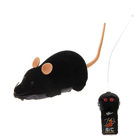 TO_GOO Ratones de ratón de Control Remoto para ratón RC con Control Remoto Juguete de Regalo
