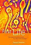 First Life, David Deamer, 0520258320