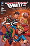 Justice League United HC Vol 2 The Infinitus Saga (The New 52)