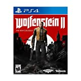 Jogo Wolfestein II: The New Colossus - PS4