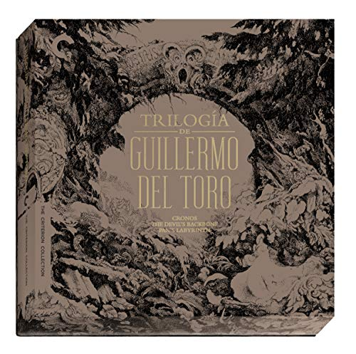 (Trilogía de Guillermo del Toro (Cronos / The Devil's Backbone / Pan's Labyrinth) (The Criterion Collection) )