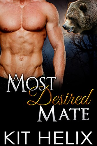 A Most Desired Mate (BBW Paranormal Shapeshifter Erotic Romance - Alpha Male Menage): Desired by the Alphas (Alpha Augury Book 1)