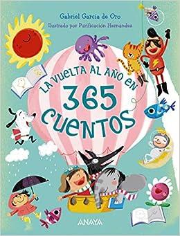 La vuelta al año en 365 cuentos Literatura Infantil 6-11 Años ...