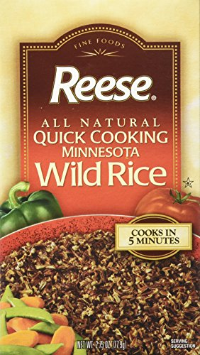 quick cooking wild rice - 1