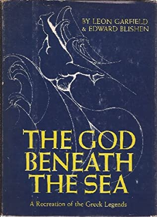 book cover of The God Beneath the Sea