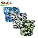 Ohbabyka Baby Training Pants,b