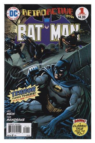 DC Retroactive Batman The 70s (One Shot) ()