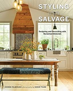 Book Cover: Styling with Salvage: Designing and Decorating with Reclaimed Materials