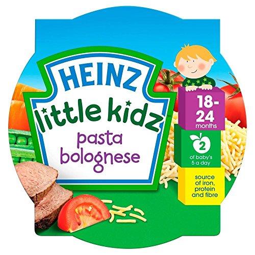 Heinz Little Kidz Pasta Bolognese 18mth+ (230g)