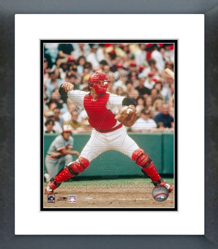 Carlton Fisk Boston Red Sox Framed Picture 8x10