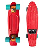 Penny Graphic Complete Skateboard Nickelodeon Red