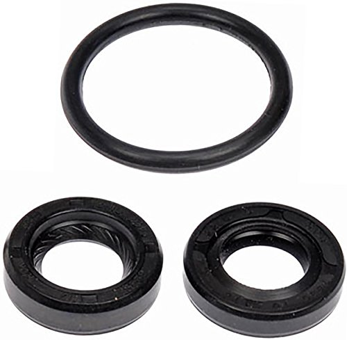 APDTY 028247 Oil Distributor Seal O-Ring Kit Fits Select 1975-2002 Acura CL/Honda Accord, CR-V, CRX, Civic, Del Sol, Prelude, Wagovan (Replaces 30110-PA1-732, 30110PA1732) (1987 Civic Honda Distributor)