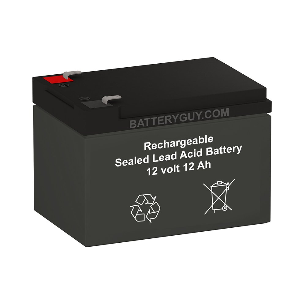 APC BACKUPS BK650 replacement battery (rechargeable, high rate)