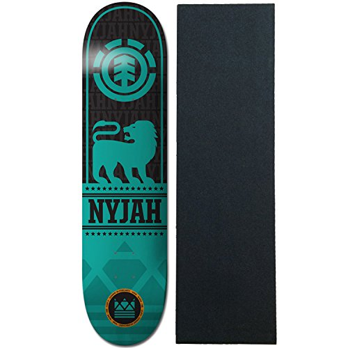 Element Skateboard Deck Nyjah Courage 7.75″ With Pro Grip
