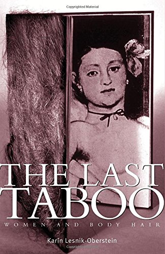 The last taboo: Women and body hair