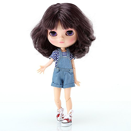 The Nude Doll is Similar to Blyth BJD Doll, Customized ICY