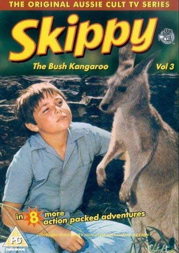 Skippy The Bush Kangaroo - Vol.3 [DVD]