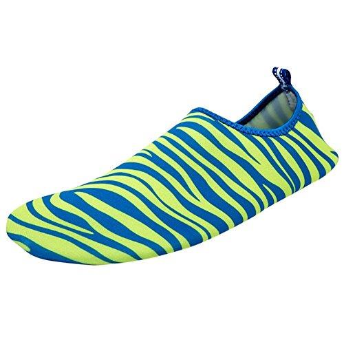 Qlan Quick Dry Aqua Shoes for Walking Yoga Swim Beach Garden Park Driving Boating Water Shoes Barefoot L sCw649j0