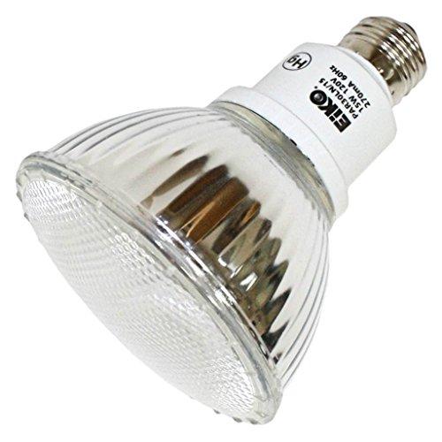 Eiko 06279 - PAR30LN/15/30K Flood Screw Base Compact Fluorescent Light Bulb