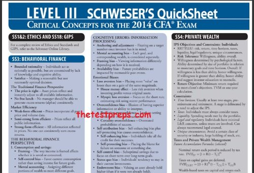 Books pdf exam cfa