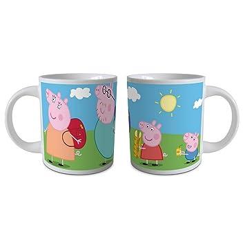 Peppa Pig- Taza 23,7 cl (Suncity PEA102461)