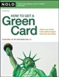 How to Get a Green Card, Ilona Bray and Loida Nicolas Lewis, 141330852X