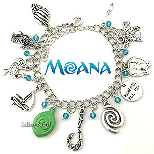 Disney Costume Jewelry for Adults - Maui Jewelry Moana Gift Ideas for (Disney Halloween Costumes Ideas For Adults)