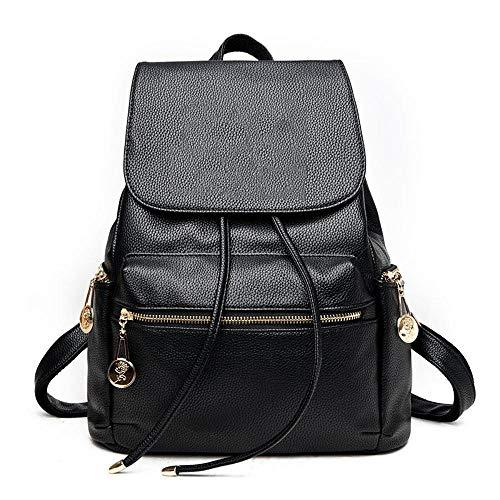 University Ambiguity Backpack One 34x15x29cm Donna Leather da C Bandoliera vento Shoulder Portable HYCHqBr7
