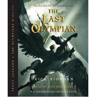 [ { THE LAST OLYMPIAN (PERCY JACKSON & THE OLYMPIANS (AUDIO) #05) } ] by Riordan, Rick (AUTHOR) May-01-2009 [ Compact Disc ] PDF