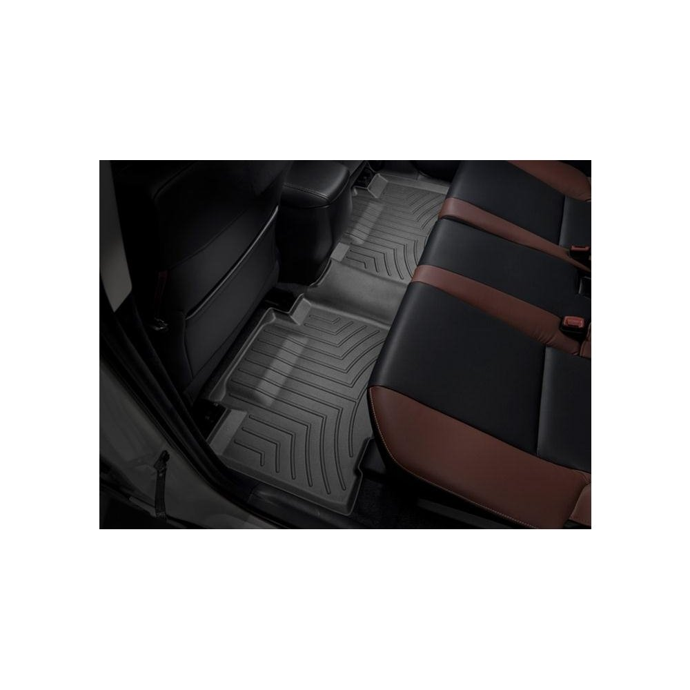 Weathertech floor mats rav4 2012 - Amazon Com 2013 2015 Toyota Rav4 Weathertech Floor Liners Full Set Includes 1st And 2nd Row Black Automotive