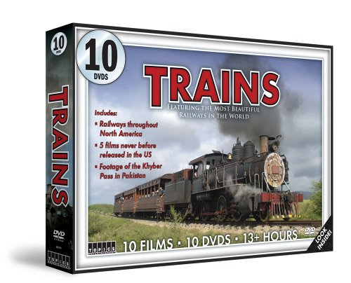 (Trains (10-pack))