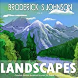 Landscapes Creative Nature Inspired Scenes For Adult Coloring Color To Live Volume