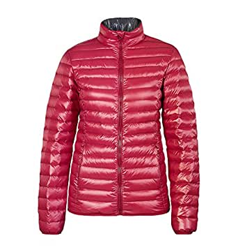 Amazon.com: Brekka Women's Smart Down Jacket Down Alternative Outerwear Coats: Clothing