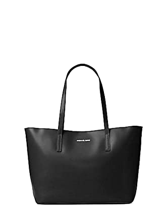 7764e025e7f5 Amazon.com: MICHAEL Michael Kors Emry Medium Leather Tote Bag: Clothing