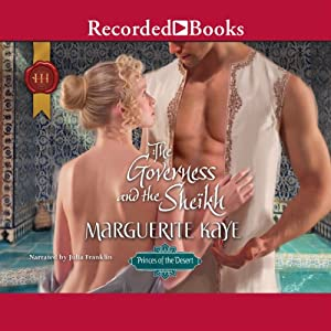 The Governess and the Sheikh Audiobook