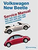 Volkswagen New Beetle: Service Manual : 1998, 1999, 2000, 2001, 2002, 2003,2004, 2005, 2006, 2007 Including Convertable
