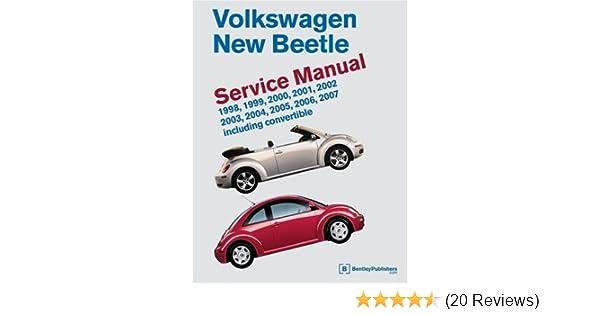 Volkswagen new beetle service manual 1998 1999 2000 2001 2002 volkswagen new beetle service manual 1998 1999 2000 2001 2002 2003 2004 2005 2006 2007 including convertable bentley publishers 9780837615424 fandeluxe Gallery
