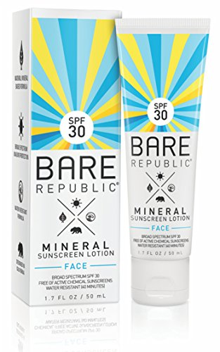 Bare Minerals Natural Sunscreen
