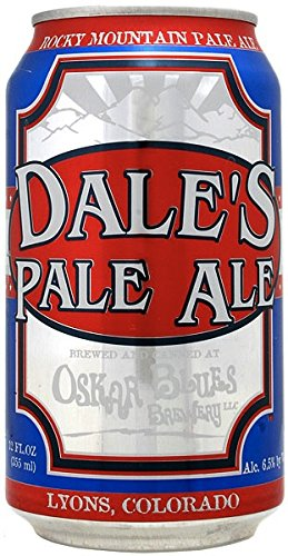 Dales Pale Ale - 12 x 355ml Cans - Oskar Blues Brewery