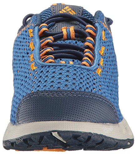 Columbia Youth Drainmaker III - Zapatillas de Running Niños Azul (Stormy Blue, White 427)