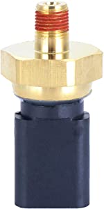ECCPP Oil Pressure Sensor Switch Sender Fit for 2011-2013 Chrysler 200, 2005-2013 Chrysler 300, 2007-2009 Chrysler Aspen, 2011-2013 Chrysler Town Country 56028807AA Oil Pressure Sensor