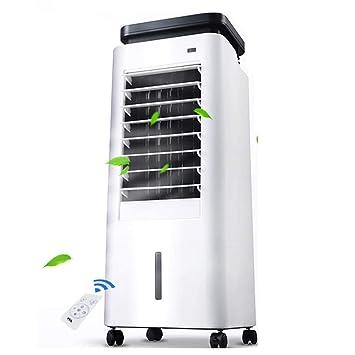 DYR Ventilador Aire Acondicionado refrigerador pequeño Aire Acondicionado refrigerador de Aire pequeño hogar Agua Aire Acondicionado