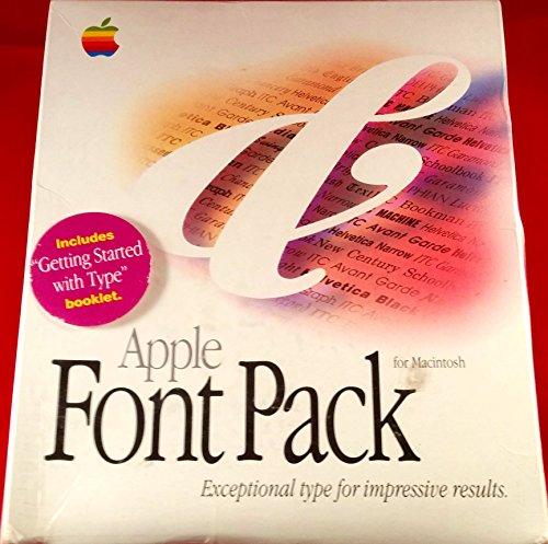 Apple-Font-Pack-Macintosh