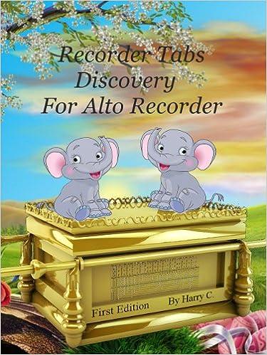 Ebook scribd download gratuito Recorder Tabs Discovery For Alto