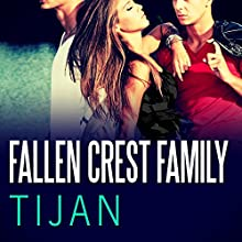 Fallen Crest Family: Fallen Crest, Book 2 Audiobook by  Tijan Narrated by Saskia Maarleveld
