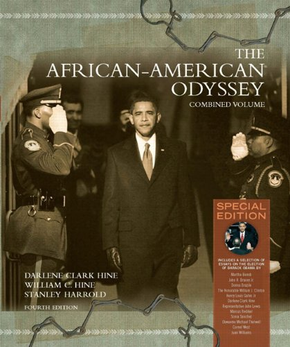 Search : The African-American Odyssey: Special Edition, Combined Volume (4th Edition)