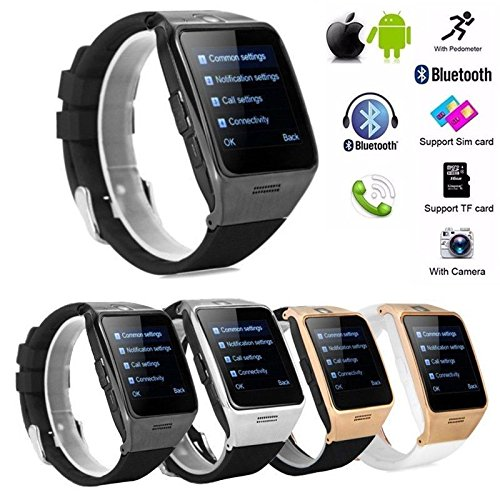 Amazon.com: LG118 Waterproof Bluetooth Smart Watch Phone for ...