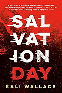 Book Cover: Salvation Day