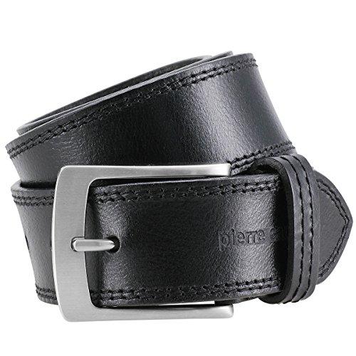 Pierre Cardin - Cinturón - para hombre negro negro 85 En venta - www ... 5990426d24f9