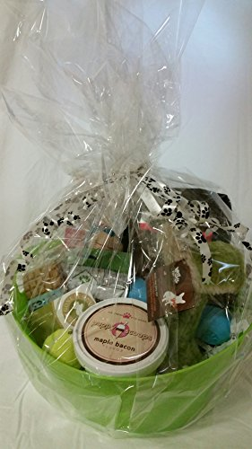 Teacup/Small Breed Dog Gift Basket